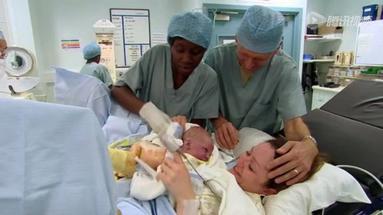 她是HIV阳性患者 她生了健康宝宝