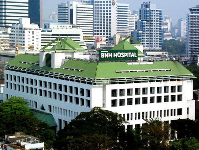 泰国BNH医院_春雨国际